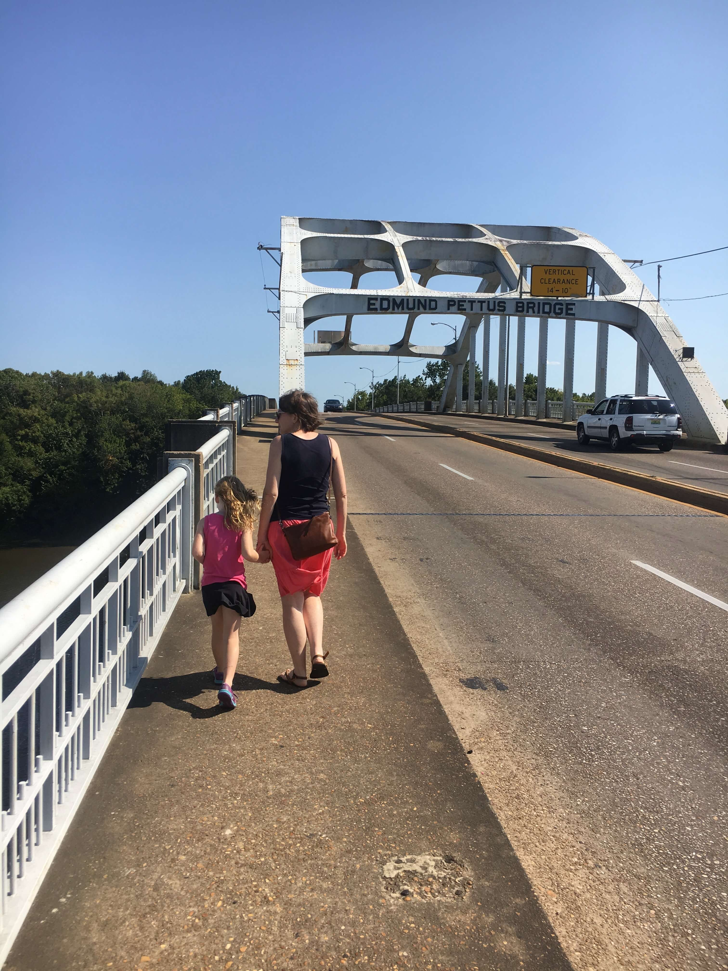 pettus girls It was fifty-three years ago today when hundreds of marchers crossed the edmund pettus bridge on their way from selma to montgomery to claim their right to vote today we remember bloody.